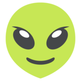 Alien on JoyPixels 2.2.5