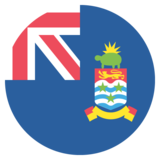 Flag: Cayman Islands on JoyPixels 2.2.5