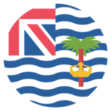Flag: Diego Garcia on JoyPixels 2.2.5