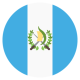 Flag: Guatemala on JoyPixels 2.2.5