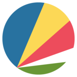 Flag: Seychelles on JoyPixels 2.2.5