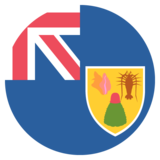 Flag: Turks & Caicos Islands on JoyPixels 2.2.5
