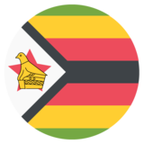 Flag: Zimbabwe on JoyPixels 2.2.5