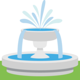 Fountain on JoyPixels 2.2.5
