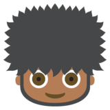 Guard: Medium-Dark Skin Tone on EmojiOne 2.2.5