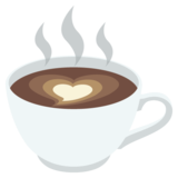 Hot Beverage on JoyPixels 2.2.5