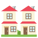 Houses on JoyPixels 2.2.5