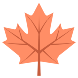 Maple Leaf on JoyPixels 2.2.5