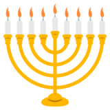 Menorah on JoyPixels 2.2.5