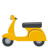 Motor Scooter on JoyPixels 2.2.5