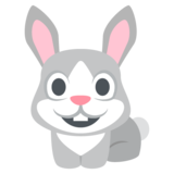 Rabbit on JoyPixels 2.2.5
