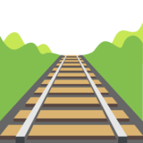 Railway Track on JoyPixels 2.2.5