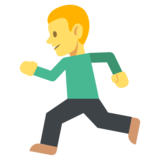 Person Running on JoyPixels 2.2.5
