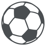 Soccer Ball on JoyPixels 2.2.5