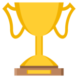 Trophy on JoyPixels 2.2.5