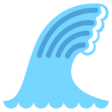 Water Wave on JoyPixels 2.2.5