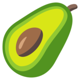 Avocado on JoyPixels 3.0
