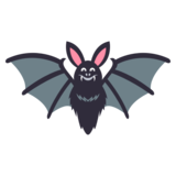 Bat on JoyPixels 3.0
