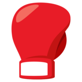 Boxing Glove on JoyPixels 3.0