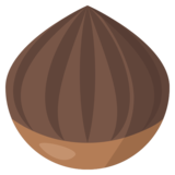 Chestnut on EmojiOne 3.0
