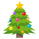 Christmas Tree on JoyPixels 3.0