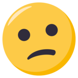 Confused Face on EmojiOne 3.0
