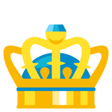 Crown on JoyPixels 3.0