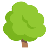 Deciduous Tree on EmojiOne 3.0