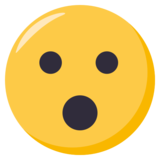Face With Open Mouth on EmojiOne 3.0