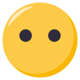 Face Without Mouth on EmojiOne 3.0