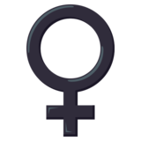 Female Sign on JoyPixels 3.0