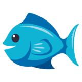 Fish on JoyPixels 3.0