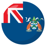 Flag: Ascension Island on JoyPixels 3.0