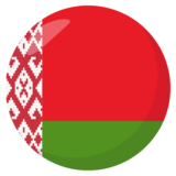Flag: Belarus on JoyPixels 3.0