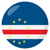 Flag: Cape Verde on JoyPixels 3.0