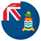 Flag: Cayman Islands on JoyPixels 3.0