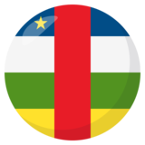 Flag: Central African Republic on JoyPixels 3.0