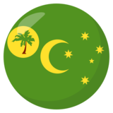 Flag: Cocos (Keeling) Islands on JoyPixels 3.0