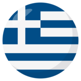 Flag: Greece on JoyPixels 3.0