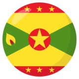 Flag: Grenada on JoyPixels 3.0