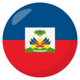 Flag: Haiti on JoyPixels 3.0