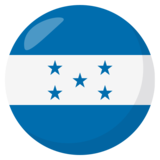 Flag: Honduras on JoyPixels 3.0