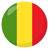 Flag: Mali on JoyPixels 3.0