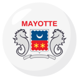 Flag: Mayotte on EmojiOne 3.0