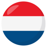 Flag: Netherlands on EmojiOne 3.0