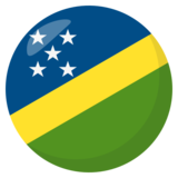 Flag: Solomon Islands on JoyPixels 3.0