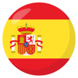 Flag: Spain on JoyPixels 3.0