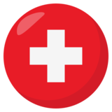 Flag: Switzerland on JoyPixels 3.0
