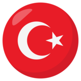Flag: Turkey on JoyPixels 3.0