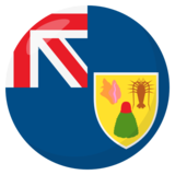 Flag: Turks & Caicos Islands on JoyPixels 3.0
